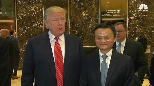 Chiến tranh thương mại Mỹ - Trung, Alibaba né lời hứa với ông Trump - Ảnh 1.