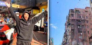 Triệu phú bitcoin bị bắt giữ sau khi tạo ra cơn mưa tiền từ trên tầng thượng của một tòa nhTriệu phú bitcoin bị bắt giữ sau khi tạo ra cơn mưa tiền từ trên tầng thượng của một tòa nhà ở Hong Kongà ở Hong Kong