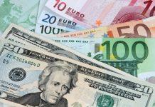 Tỷ giá ngoại tệ ngày 24/4: Đồng USD leo thang, Euro giảm