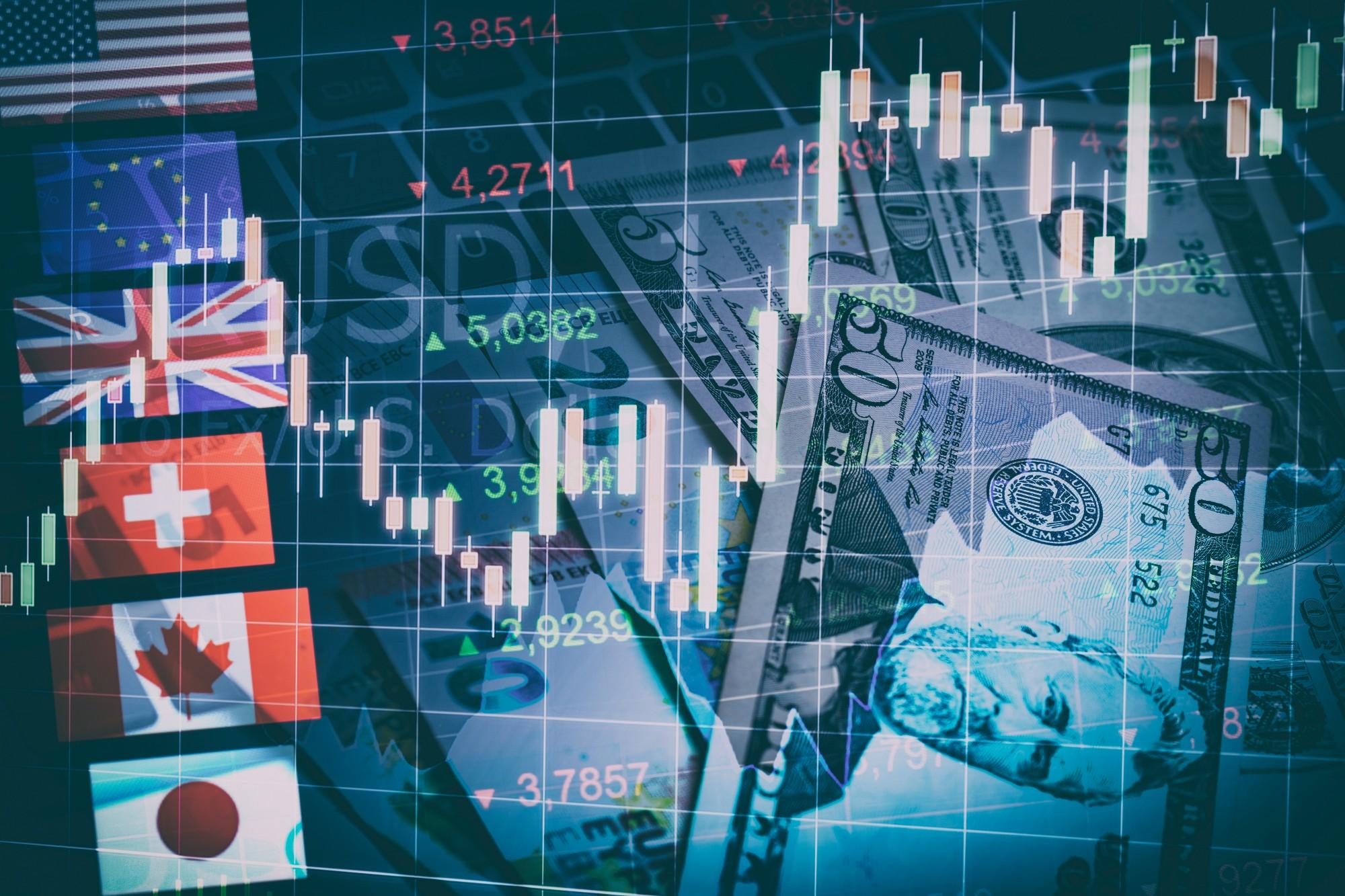 Một tuần bận rộn đã đến Giá dầu báo cáo thu nhập cuối quý thu hút sự chú ý lớn của thị trường