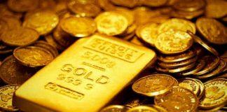 2 lý do làm giảm giá vàng ngày hôm nay. Đừng lo lắng mức cao đỉnh điểm sắp đạt được
