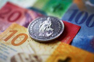 Mitsubishi UFJ: kế hoạch tăng giá đồng CHF để rút ngắn EUR/CHF