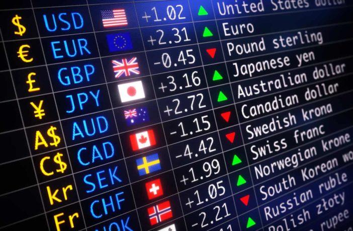 Tóm tắt thị trường ngoại hối ngày 03042020