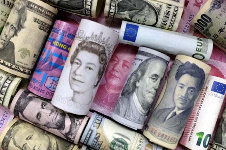 Bank of America giảm EURUSD tăng USDCAD