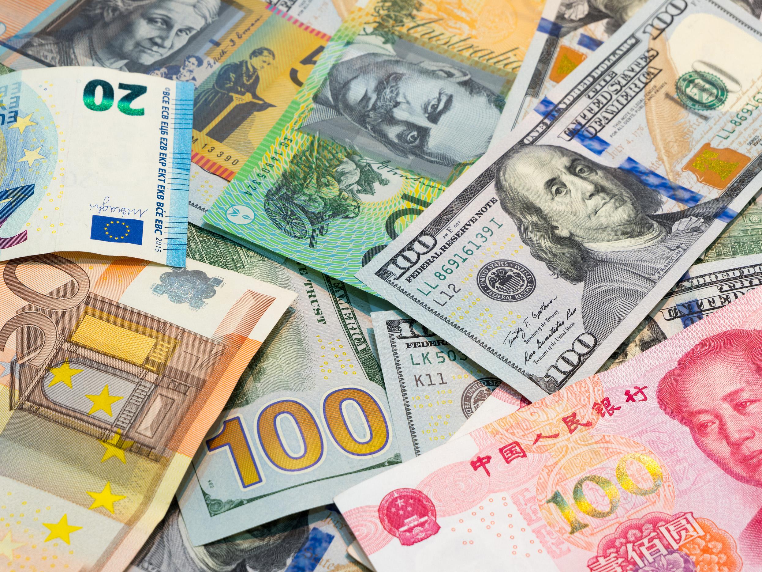 Triển vọng EUR GBP JPY AUD vàng bạc và dầu thô