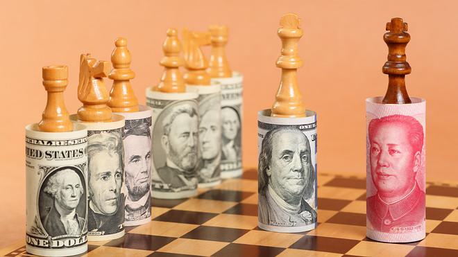 Căng thẳng MỹTrung không thể cứu vớt giá vàng