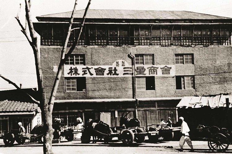 CAP3: hình cửa hàng đầu tiên của Samsung