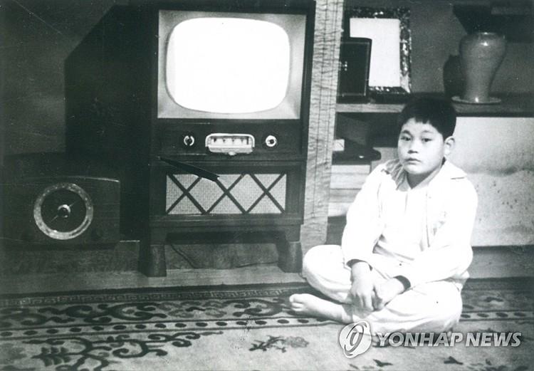 Cap4: ông Lee Kun-hee thời thơ ấu