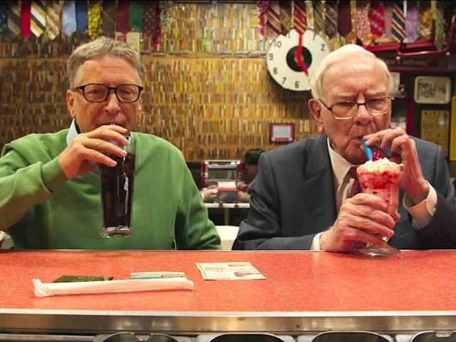 """Warren Buffett - Vị tỷ phú """"nghiện"""" Cocacola, thích dùng phiếu giảm giá - Ảnh 2"""