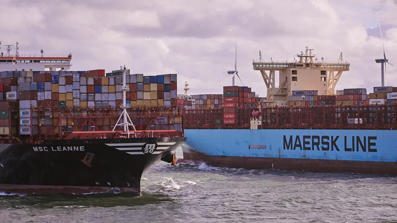 Tắc nghẽn cảng biển khắp châu Âu và Mỹ, cước vận tải tăng chóng mặt - Nhịp sống kinh tế Việt Nam & Thế giới
