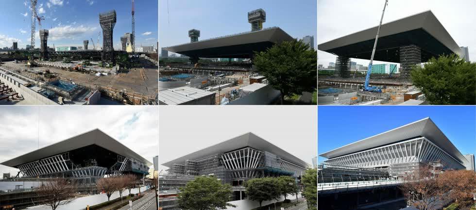 Nhật Bản chuẩn bị cho Thế vận hội Olympic Tokyo 2020