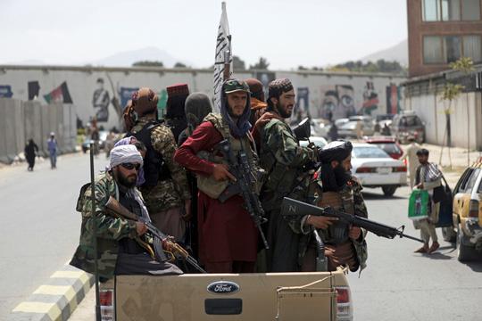 """Afghanistan: Taliban tung lực lượng dập """"mầm họa"""" Panjshir - Báo Người lao  động"""