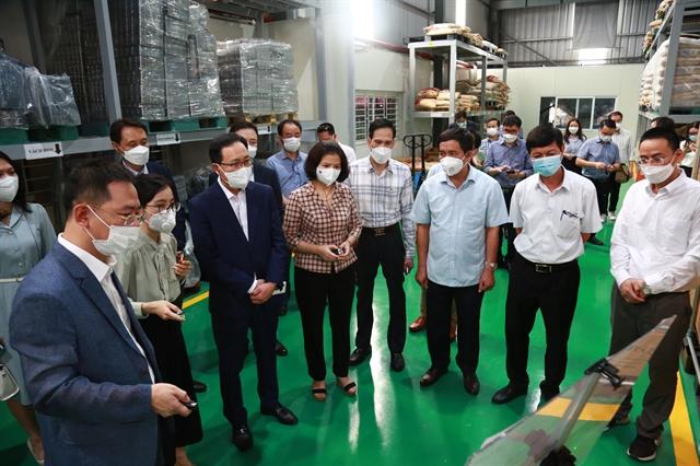 Finnews24.com : Samsung Việt Nam hỗ trợ doanh nghiệp trong nước tham gia Supply chain