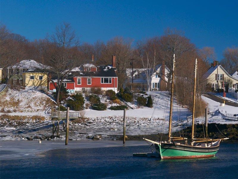 Du lịch nước Mỹ: Ghé thăm những thị trấn xinh đẹp nhất nước Mỹ - Du lịch  Netviet Travel