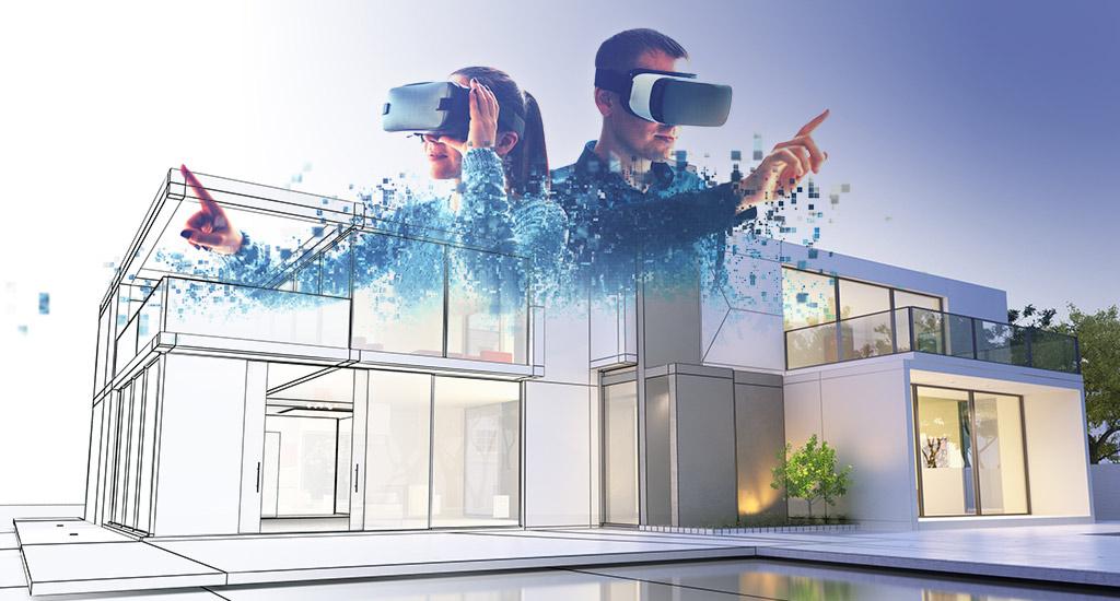 Ứng dụng VR (thực tế ảo) trong lĩnh vực bất động sản