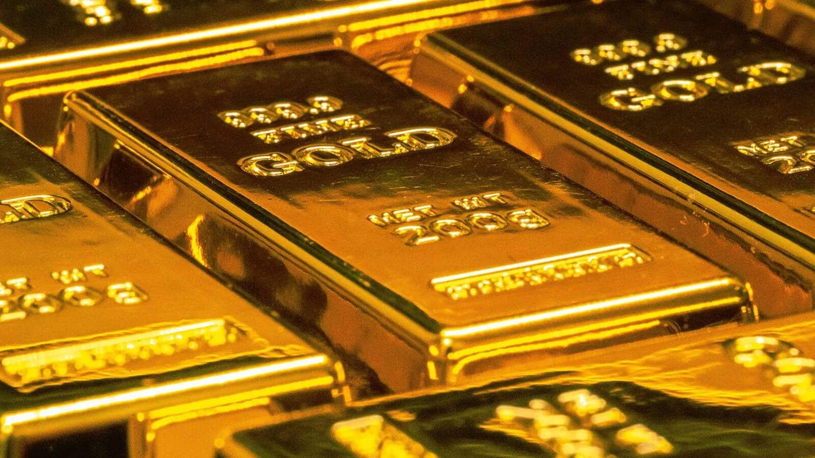 Giá vàng có sự biến động mạnh sau hội nghị Jackson Hole