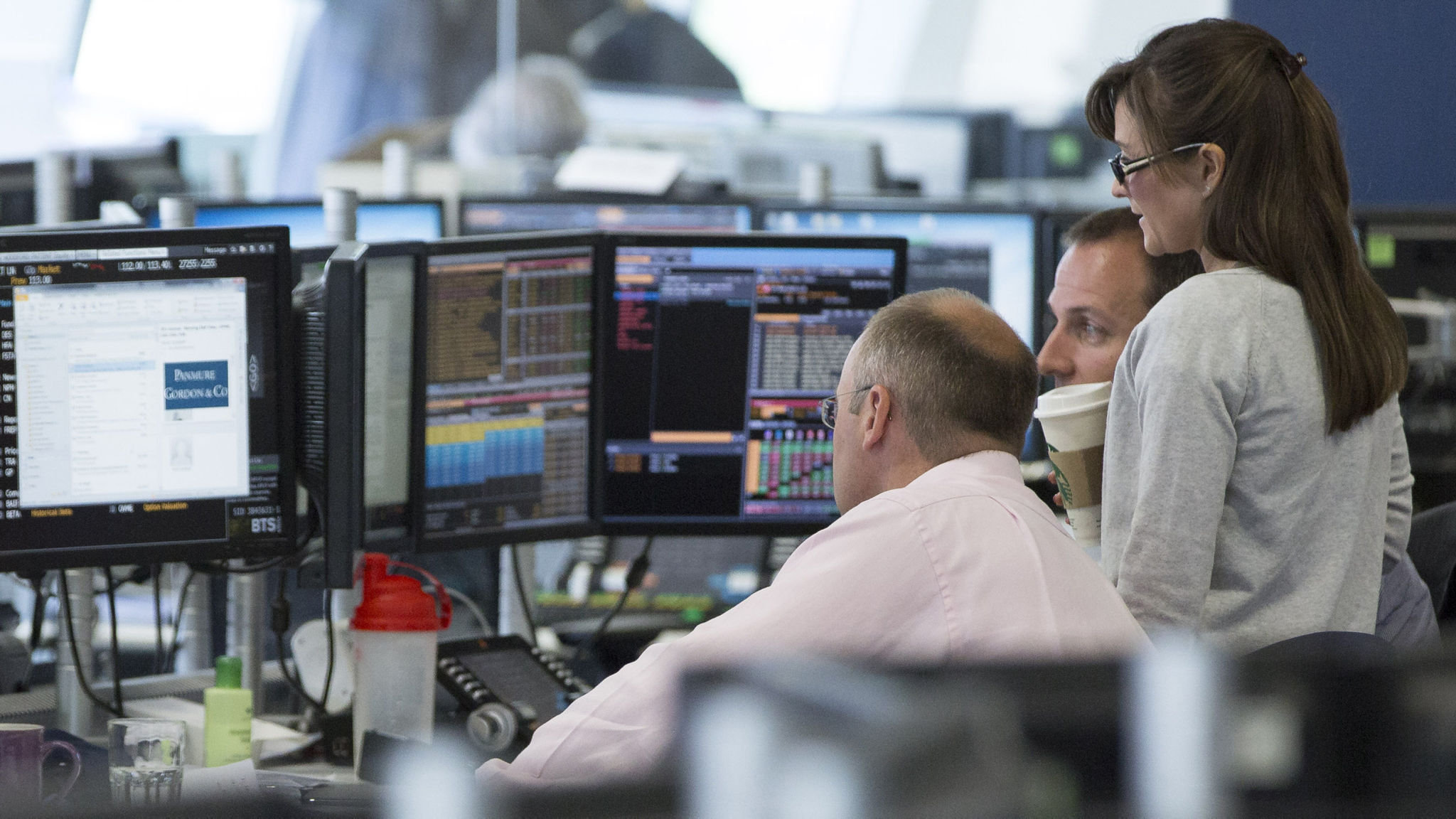 Europe's traders call for shorter working day   Financial Times