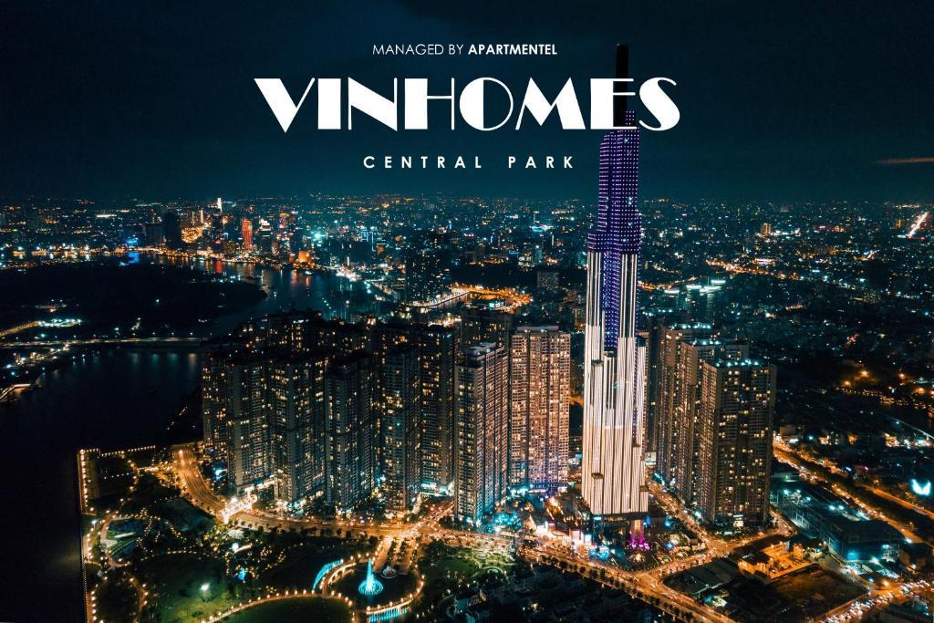 Apartmentel - Vinhomes Central Park, TP. Hồ Chí Minh - Booking.com