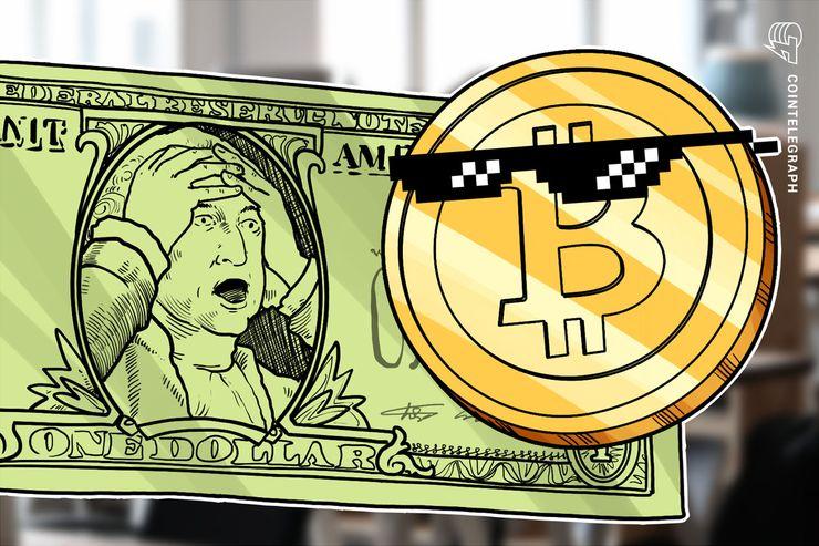 Có 60% cơ hội xảy ra cuộc suy thoái kinh tế Mỹ vào năm 2020, crypto là một sự thay thế?