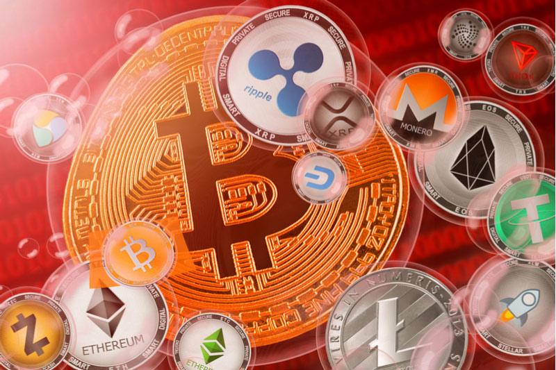 thị trường coin hôm nay