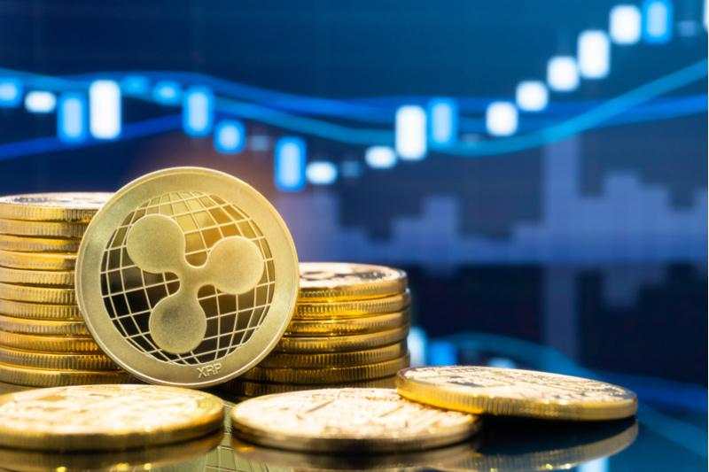 XRP giao dịch trong sắc xanh, tăng 10.03%