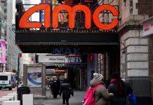 Rạp chiếu phim AMC có kế hoạch chấp nhận thanh toán bằng Bitcoin vào năm 2022