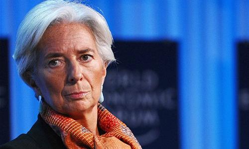 Bà Christine Lagarde nộp đơn từ chức Tổng giám đốc IMF