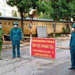 Đề nghị Bộ Quốc phòng và 3 tỉnh, thành hỗ trợ chặn dịch bùng phát ở Hà Nam - 1