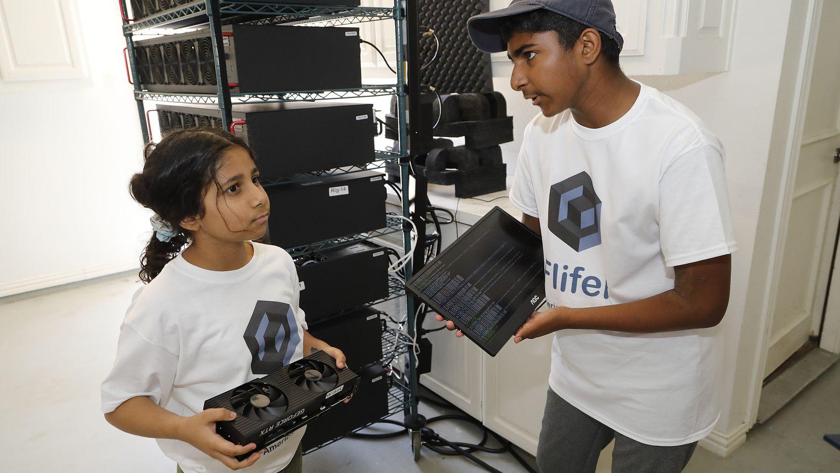 Cậu bé 14 tuổi kiếm 32.000 USD/tháng nhờ khai thác Ethereum - VietNamNet