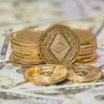 Ethereum giao dịch trong sắc đỏ, giảm 10%