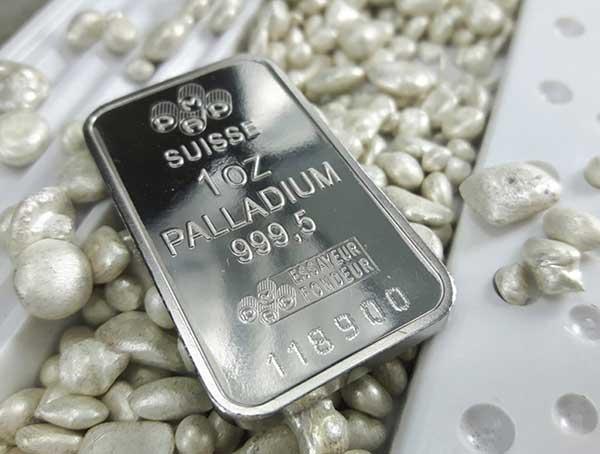 Palladium là gì? Giá của kim loại palladium trên thị trường thế giớ