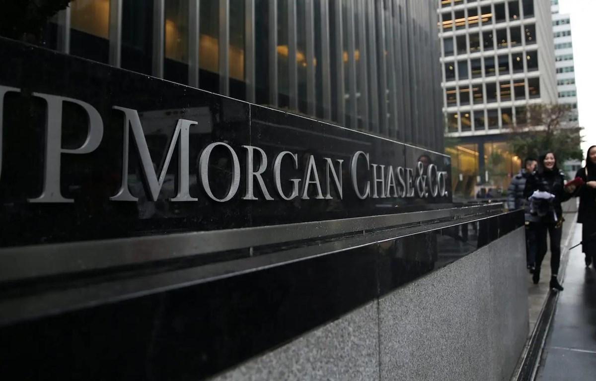 Mỹ: JPMorgan Chase bị phạt gần 1 tỷ USD do thao túng thị trường | Doanh  nghiệp | Vietnam+ (VietnamPlus)