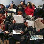 Mỹ: Số đơn đề nghị hưởng trợ cấp thất nghiệp ở mức thấp nhất trong gần 3 tháng