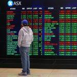 Chứng khoán Úc tăng điểm vào đầu phiên giao dịch