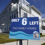 Mỹ: Doanh số bán nhà mới xây tăng mạnh trong tháng 7