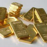 Vàng phiên Mỹ xuống dưới mốc 1.800USD khi lợi suất trái phiếu Mỹ tăng