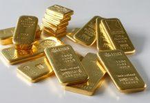Vàng tăng giá nhưng bị hạn chế bởi đà tăng của đồng Đô la và lợi suất trái phiếu