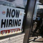 Dữ liệu thất nghiệp tại Mỹ chạm mức thấp nhất 1 năm khi GDP tăng