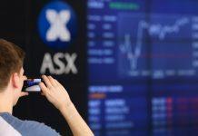 Chứng khoán Úc đảo ngược đà giảm, đóng cửa tăng 0,3%