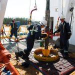 API: Tồn trữ dầu thô của Mỹ giảm 5,44 triệu thùng trong tuần trước
