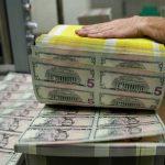 Đồng Đô la chạm mức cao nhất 15 tháng so với đồng Yên