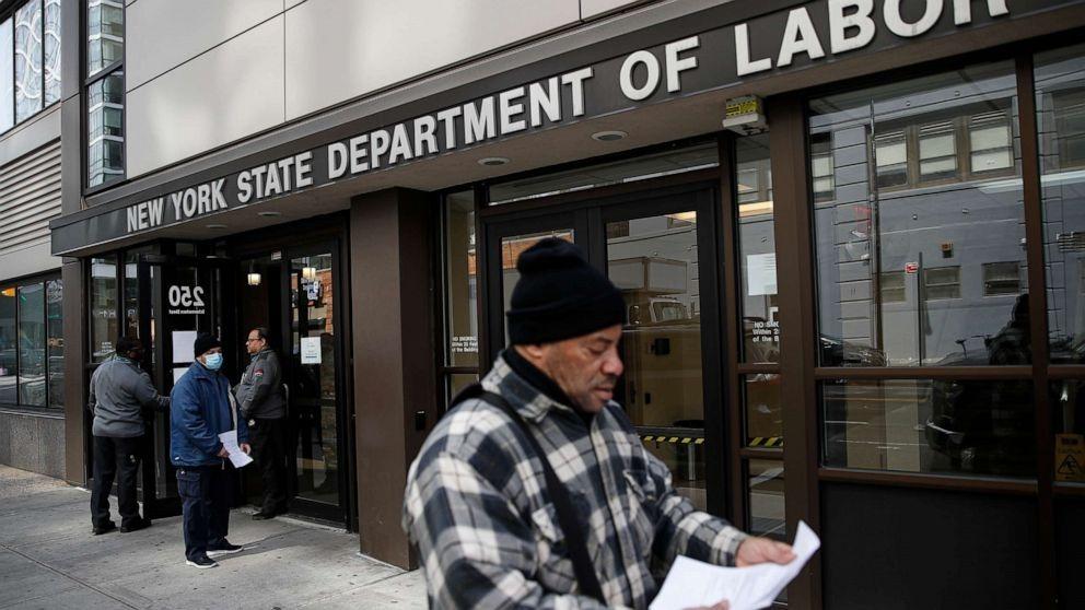 Trợ cấp thất nghiệp chưa đủ trấn an người Mỹ - VnExpress Kinh doanh
