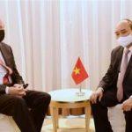 Chủ tịch nước đề nghị Ngân hàng Thế giới giúp Việt Nam tiếp cận, mua vắc xin