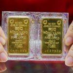Giá vàng ngày 14.9.2021: Trong nước giảm, thế giới tăng