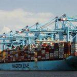 """Maersk nâng dự báo lợi nhuận lần thứ 3, cho rằng thị trường vận tải biển """"đang hơi điên rồ"""""""