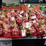 Thanh long Việt Nam được bán tại Úc hơn 80.000 đồng/kg