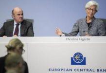 NHTW châu Âu giảm nhịp độ mua trái phiếu khi lạm phát tăng mạnh