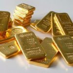 Vàng thế giới khởi sắc khi đồng USD giảm