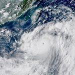 Các cảng biển Trung Quốc lại sắp gián đoạn vì bão Chanthu?