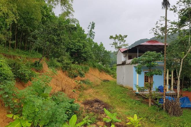 Đồi Vó Nước nứt toác vì mưa lớn, Ninh Bình di dời khẩn cấp nhiều hộ dân - 6